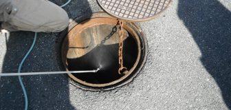 奈良市・マンションのゴキブリの定期防除の事例の駆除処理後