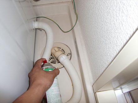 伊丹市・マンション(個人宅) のゴキブリ防除の事例の処理前写真(2)