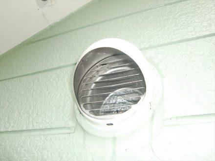 箕面市・個人宅のアシナガバチ駆除の事例の処理後写真(2)