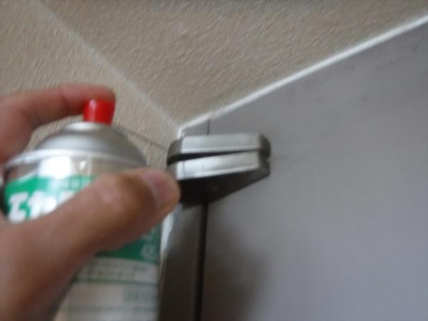 トコジラミ駆除 大阪市西成区 個人宅 マンション部屋内画像