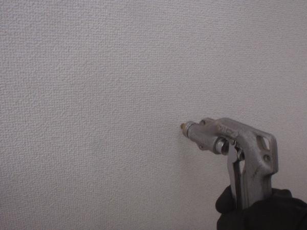 シロアリ駆除 神戸市中央区 事務所内と外部画像