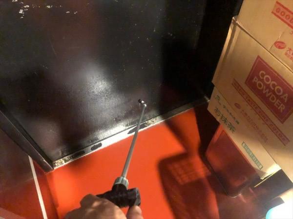 ゴキブリ防除 明石市 飲食店 定期防除画像