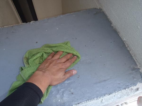 鳩の巣撤去&消毒 篠山市 管理会社 マンション画像