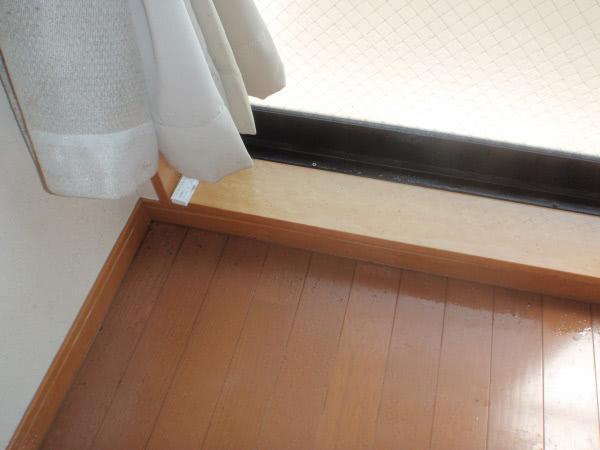 ゴキブリ駆除 神戸市兵庫区 個人宅 部屋内画像