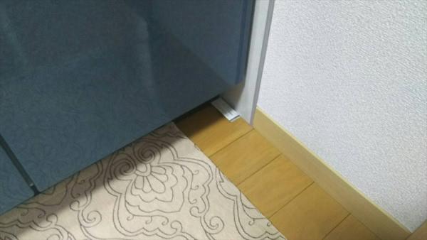 アリ駆除 堺市 個人宅 キッチン周辺と外部画像