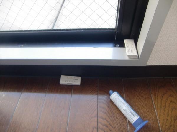 アリ駆除 奈良市 個人宅 マンション一室画像
