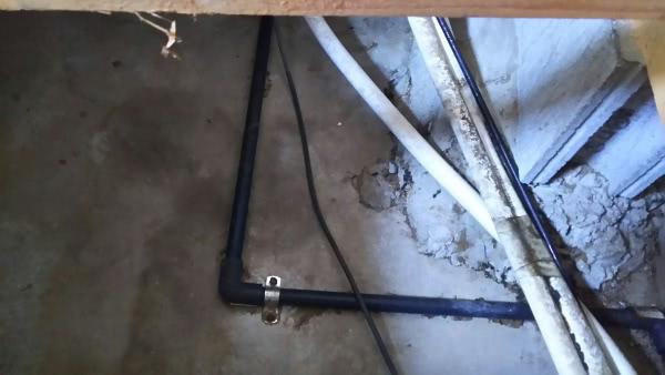 ネズミの糞清掃&消毒施工 西宮市 個人宅 画像
