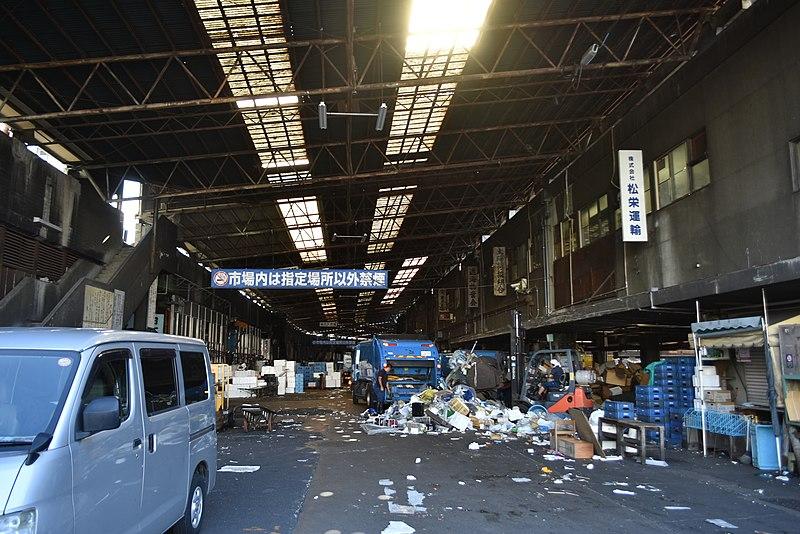 築地中央卸売市場CC-BY-SA-4.0